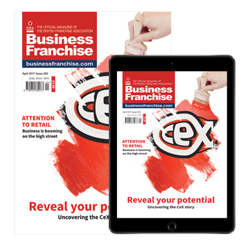 Subscribe to Business Franchise Magazine